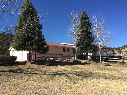 Country Home 6 Acres Aguilar : Aguilar : Las Animas County : Colorado