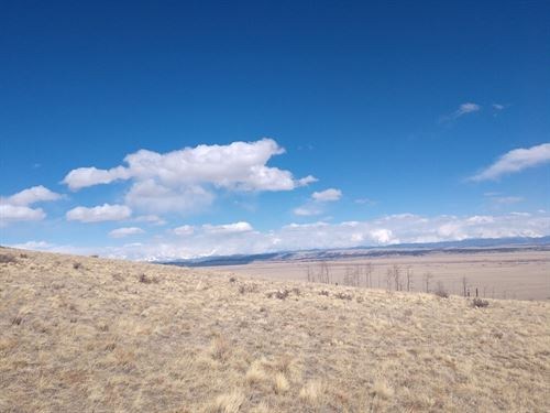 Top Hill Acreage Property Fairplay : Fairplay : Park County : Colorado