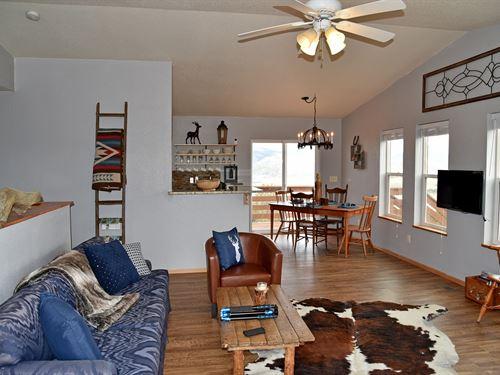 Mountain Home 30 Acres, Florissant : Florissant : Teller County : Colorado