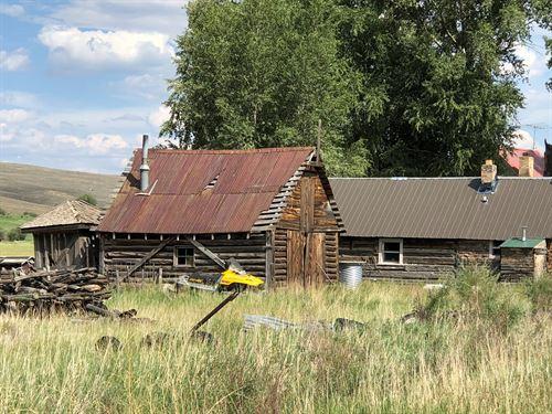Redden Ranch in Colorado : Gunnison : Colorado