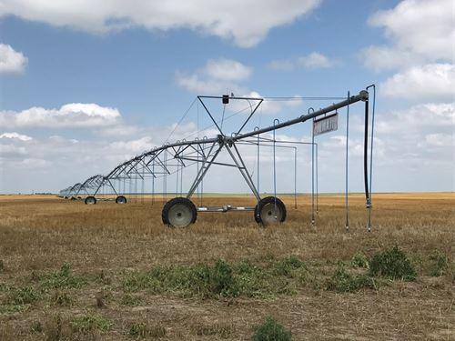 Irrigated Farmland Kit Carson : Bethune : Kit Carson County : Colorado