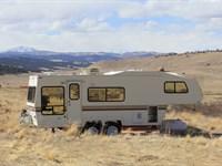 40 Acres in Fremont County Colorado : Cañon City : Fremont County : Colorado