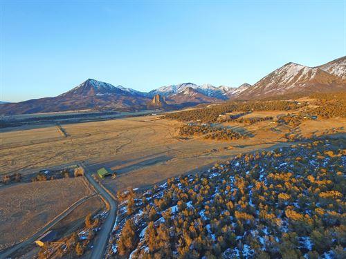 Mountain Building Parcel Large : Crawford : Delta County : Colorado