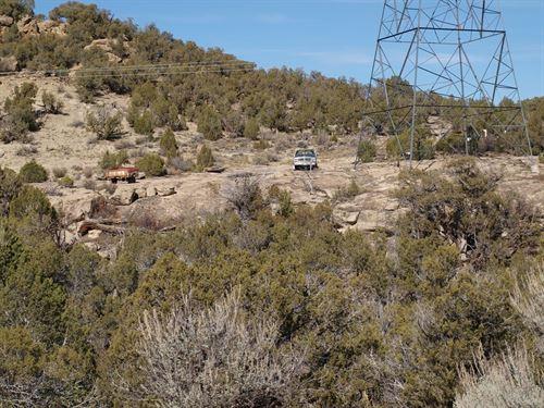 Colorado Off Grid Acreage, Mesa : De Beque : Mesa County : Colorado