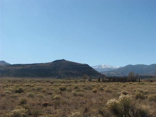 South Central Colorado Homesite : Del Norte : Rio Grande County : Colorado