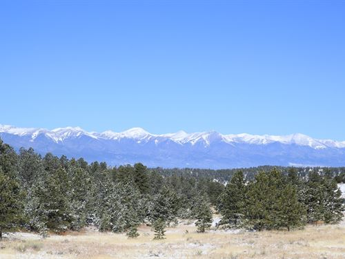 Land Westcliffe Colorado Custer : Westcliffe : Custer County : Colorado
