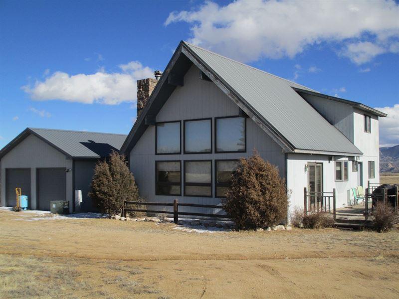 Colorado Mountain Horse Property : Nathrop : Chaffee County : Colorado