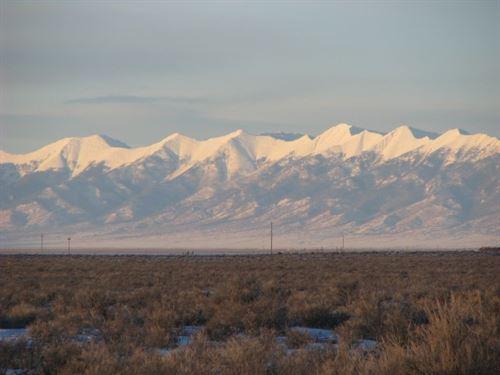40 Acre Parcel, South Central : Saguache : Colorado