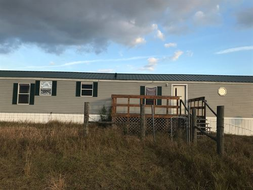 Mobile Home Over 10 Acres : Babson Park : Polk County : Florida