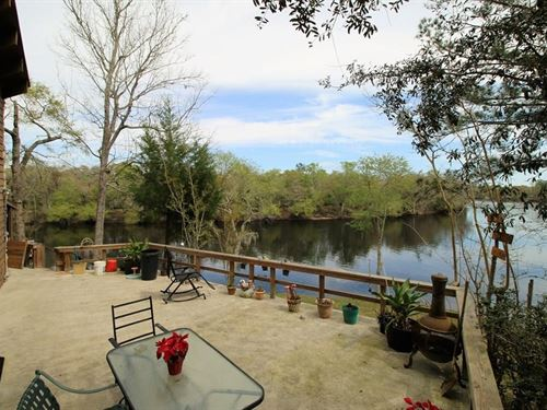 Breathtaking Views From Suwannee : Bell : Gilchrist County : Florida