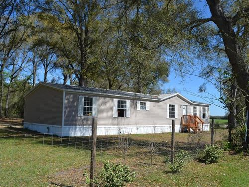 Nice Home With Land In Bell, Fl : Bell : Gilchrist County : Florida