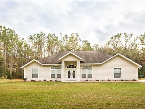 Country Home Close TO Gainesville : Newberry : Alachua County : Florida