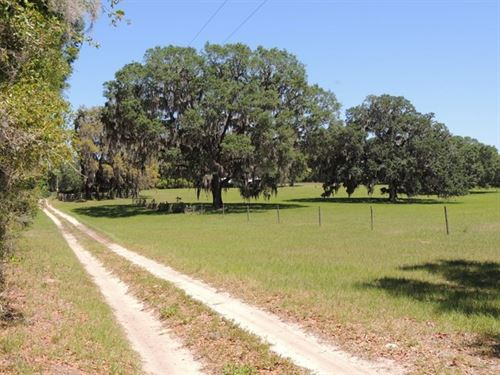 Newberry Farm Home Water/Full Old : Newberry : Gilchrist County : Florida