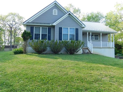 Farmette For Sale in Oldtown MD : Oldtown : Allegany County : Maryland