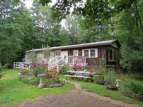 Recreational Land Hunting, Cabin : Bruno : Pine County : Minnesota