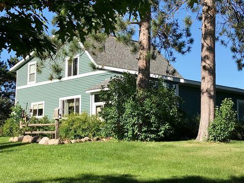 Horse Hobby Farm, Finlayson MN : Finlayson : Pine County : Minnesota