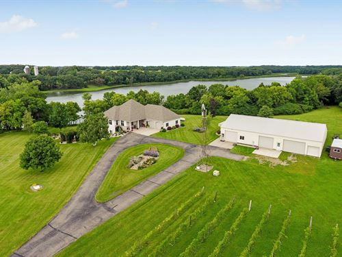 Melrose MN Stearns County Lake : Melrose : Stearns County : Minnesota