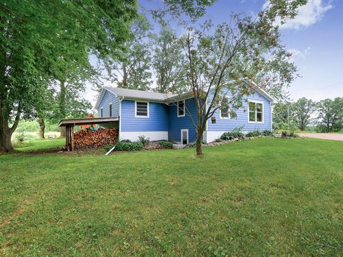 Mille Lacs Country Home For Sale : Milaca : Mille Lacs County : Minnesota