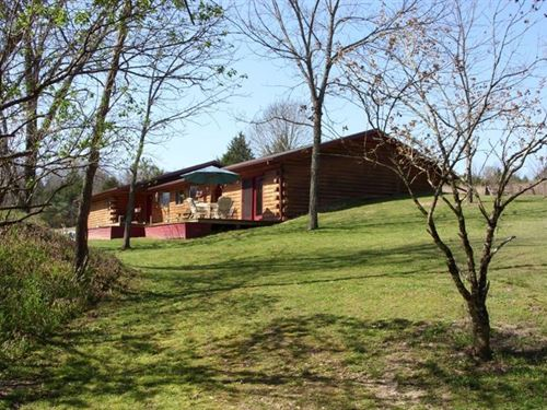 80 Acres, Attractive Home, Great : Ava : Douglas County : Missouri