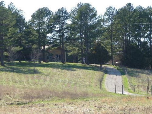 Stunning Log Cabin Home For Sale : Cabool : Texas County : Missouri