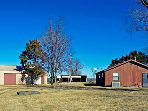 Home Equine Facilities Henry County : Calhoun : Henry County : Missouri