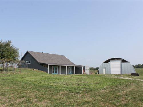 New Price, 85.5 Historic Caldwell : Cameron : Caldwell County : Missouri