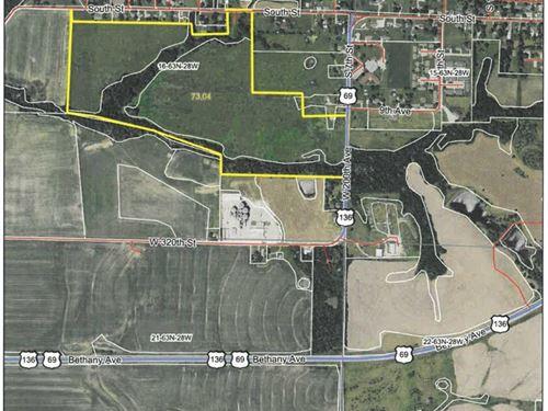 Acreage in Bethany Missouri : Bethany : Harrison County : Missouri