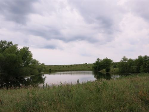 660 Acres M/L Home Close To Bethany : Bethany : Harrison County : Missouri