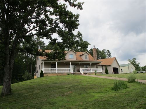 Country Home 12 Acres M/L : Birch Tree : Shannon County : Missouri