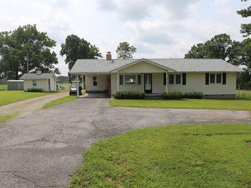 Beautiful Ozarks Farm 60 Acres Hwy : Caulfield : Ozark County : Missouri