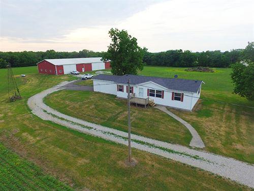 Income Producing Acreage, Chula, MO : Chula : Livingston County : Missouri