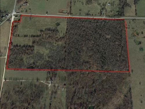 Land For Sale Dade County, Missouri : Dadeville : Dade County : Missouri