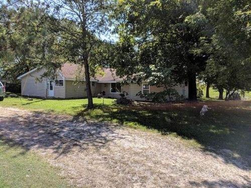Auction, Home, 20 Ac, Outbuildings : El Dorado Springs : Vernon County : Missouri