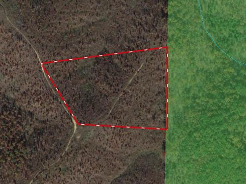 Land For Sale in Missouri : Eminence : Shannon County : Missouri