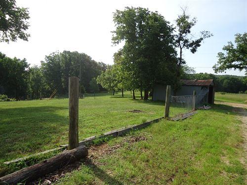 10 Acres Missouri Land Lake Ozarks : Gravois Mills : Morgan County : Missouri