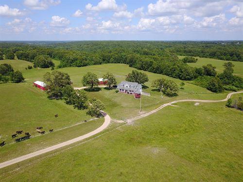 Farm In Wright County Missouri : Hartville : Wright County : Missouri
