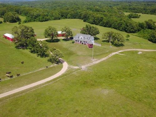 Hartville Missouri Farm For Sale : Hartville : Wright County : Missouri