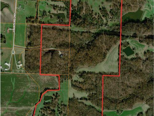 Recreational Retreat Randolph : Higbee : Randolph County : Missouri
