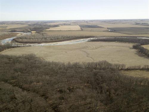 Farm Northwest Missouri, Acreage : Burlington Junction : Nodaway County : Missouri