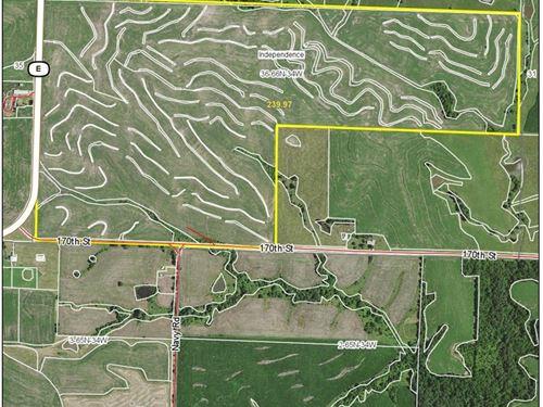 High Tillable 240 Acre Farm Great : Ravenwood : Nodaway County : Missouri