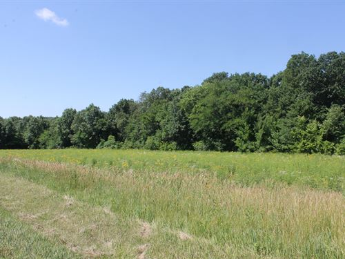 26 Acres For Sale Livingston County : Trenton : Livingston County : Missouri