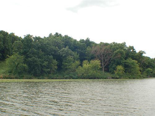 14 Acres M/L on Lake Thunderhead : Unionville : Putnam County : Missouri