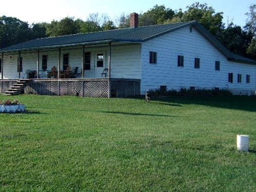 North Missouri Acreage Unionville : Unionville : Putnam County : Missouri