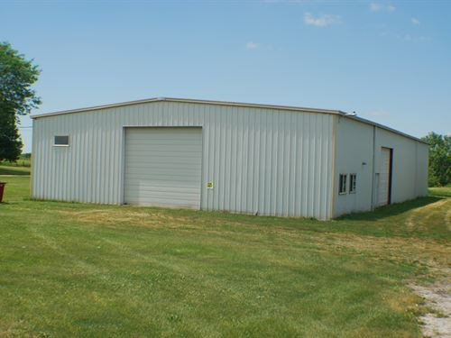 Acreage Building Unionville, MO : Unionville : Putnam County : Missouri