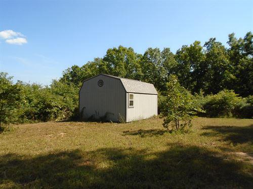 Misouri Hunting Property Ironton : Ironton : Iron County : Missouri
