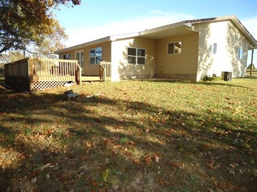 Home Acreage Wright County : Mansfield : Wright County : Missouri