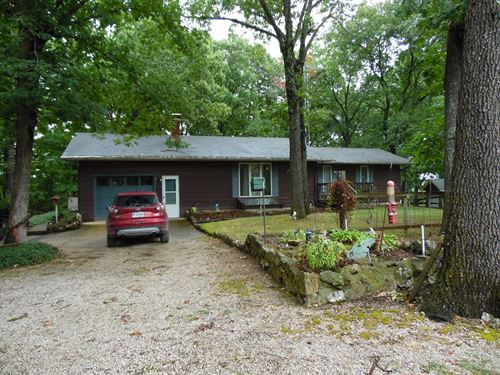 Country Home 40 Acres Close to Town : Mountain Grove : Texas County : Missouri