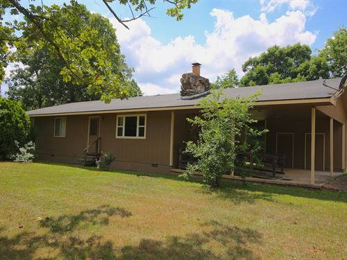 Country Home For Sale in The Ozarks : Myrtle : Oregon County : Missouri