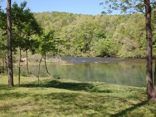 North Fork White River-42 Acres : Pottersville : Ozark County : Missouri