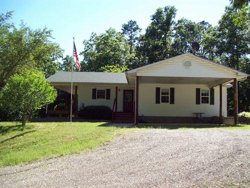 Home Acreage That Joins Forrest : Piedmont : Wayne County : Missouri